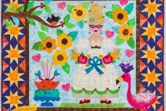 Hometown girl: contemporary quilts of mimi dietrich culture fly