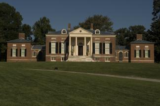 Homewood Museum front facade