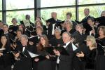 Handel Choir of Baltimore at Cylburn Arboretum (2012) LNT/Anne Marie Lund Photography